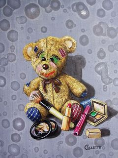 Make-up Bear