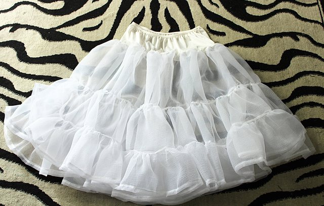 How to make a Crinoline Petticoat